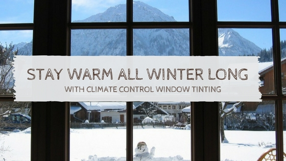 How Climate Control Window Tinting Can Save Money & Keep Your Denver Home Warm All Winter Long