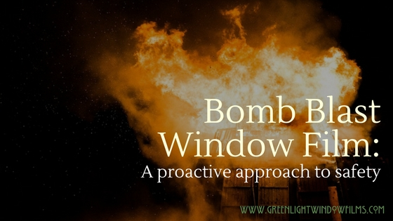 3 Reasons to Consider Bomb Blast Window Film for Your Denver Building