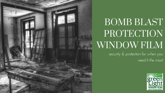 Bomb Blast Film Keeps Kansas City Buildings & Occupants Safe