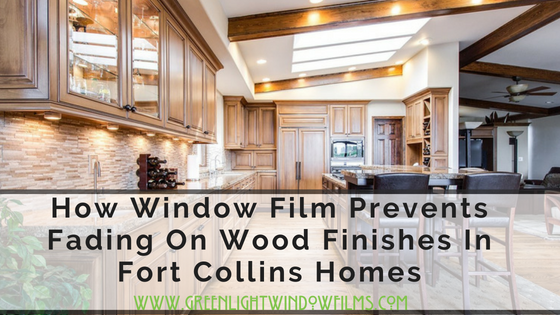 How Window Film Protects Your Fort Collins Home's Furnishings