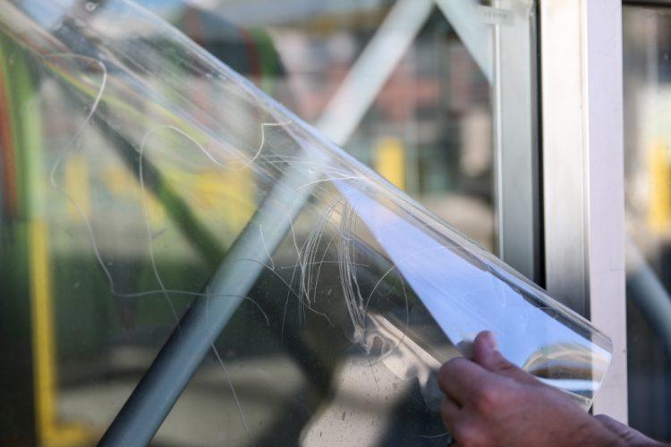How Anti Graffiti Window Film Can Help Save Money on Repairs