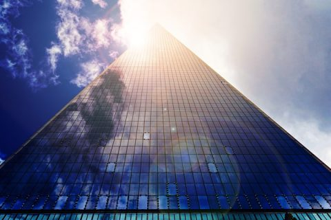 How Businesses Can Save Money on Exterior Glass Resurfacing with Window Film