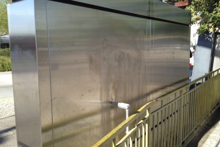 How to Repair Defaced Metal Surfaces in Your Kansas City Property with Metal Restoration Window Film