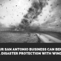 3 Ways Your San Antonio Business Can Benefit from Natural Disaster Protection with Window Film