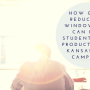How Glare Reduction Window Film Can Help Students Stay Productive on Kansas City Campuses