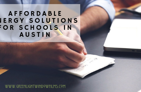 Affordable Energy Solutions For Schools In Austin