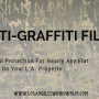What Can Anti-Graffiti Films Do For Your Fort Worth Property? More Than You May Think!