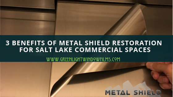 3 Benefits of Metal Shield Restoration for San Jose Commercial Spaces