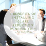 3 Benefits of Installing Glare Reduction Window Film in Fort Worth Offices