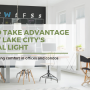 How to Take Advantage of Salt Lake City's Natural Light without Sacrificing Comfort in Offices and Condos