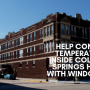 Help Control Temperatures Inside Colorado Springs Hotels with Window Film