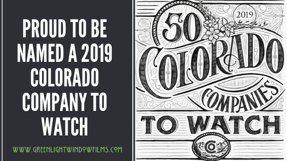 Proud to Be Named a 2019 Colorado Company To Watch