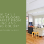 How Can I Prevent Floors and Carpet from Fading and Losing Color?