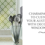 Charming Ways to Customize Your Austin Home with Decorative Window Film