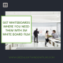 Get Whiteboards Where You Need Them with White Board Film