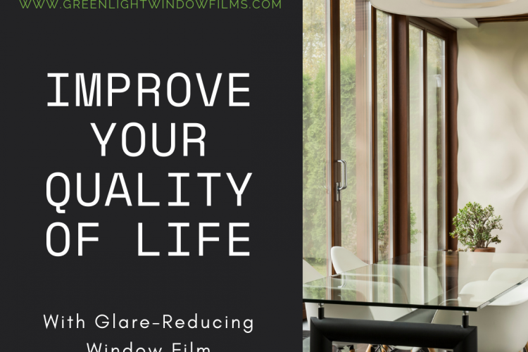 A Better Quality of Life In Workspaces with Glare-Reducing Window Tint