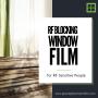 RF Blocking Window Film for RF Sensitive People