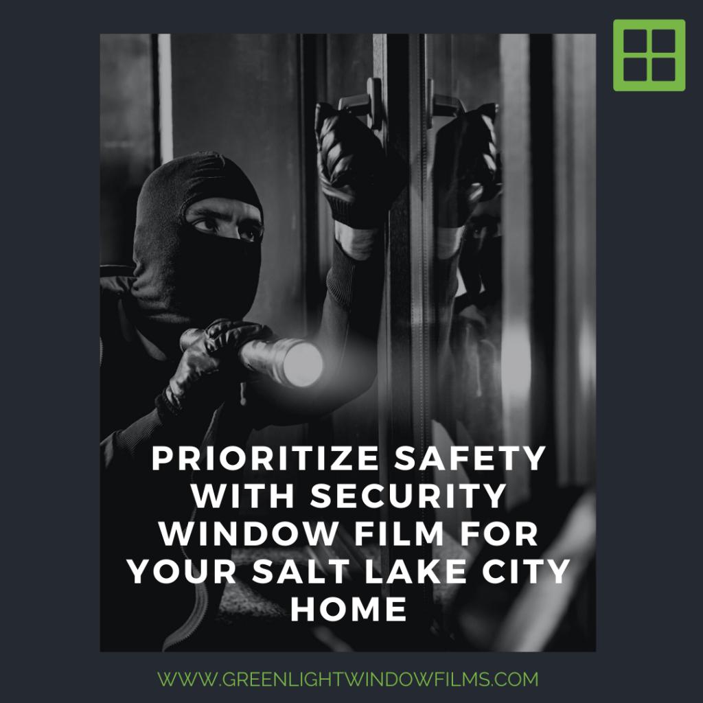 security window film salt lake city